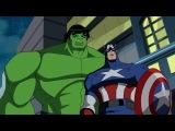Мстители: Могучие герои Земли 1 сезон 21 серия (Дубляж СТС (студия