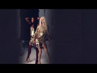 Cavalli S/S 2012. Naomi, Karen, Kristen & Daphne by Steven Meisel