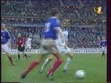 EURO 2000 Квалификация Франция - Россия 2:3.